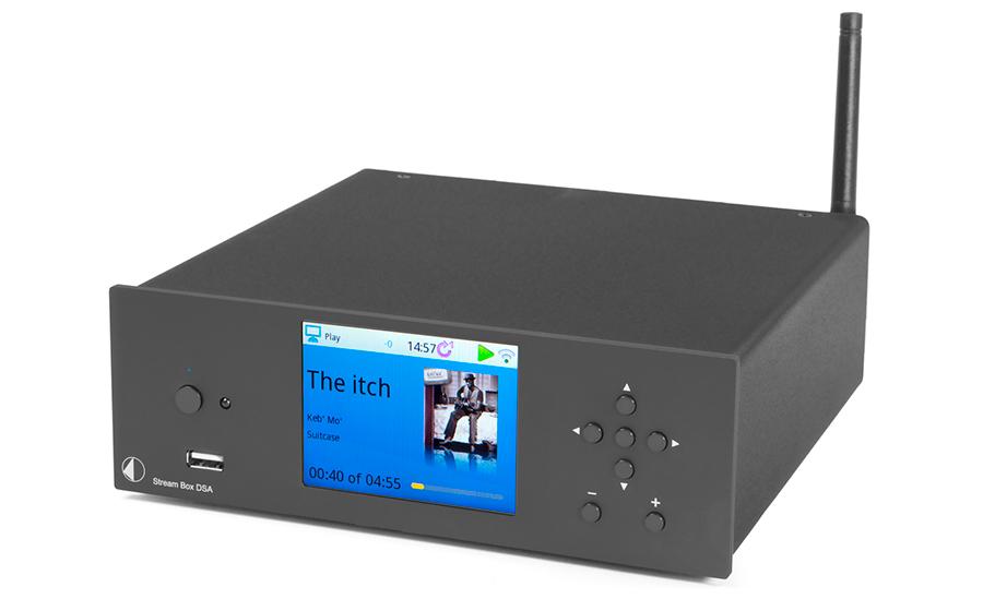Pro-Ject STREAM BOX DSA - 14042