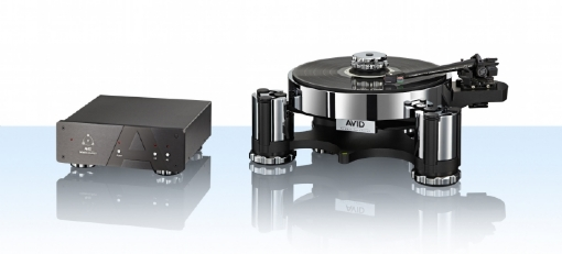 Avid Hifi Acutus SP Chrome - 14131