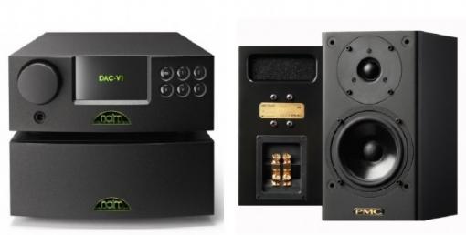 Naim DAC-V1+NAP 100+DB1i Gold  - 14336