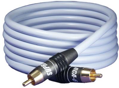 Supra Cables Sublink RCA - 1445