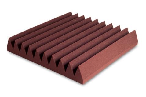 EZ Acoustics EZ Foam Wedges 10 Garnet - 14614