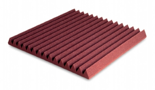 EZ Acoustics EZ Foam Wedges 5 Garnet - 14615
