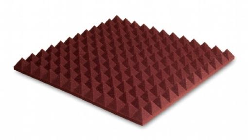 EZ Acoustics EZ Foam Pyramidal 5 Garnet - 14617