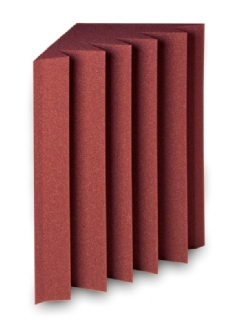 EZ Acoustics EZ Foam Bass Trap Garnet - 14620