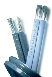 Supra Cables Classic 2,5 - 1464