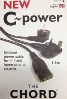 The Chord Company C-Power  - 14651