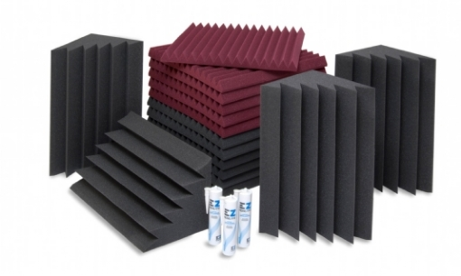 EZ Acoustics EZ Foam Acoustic Pack S Garnet - 15132