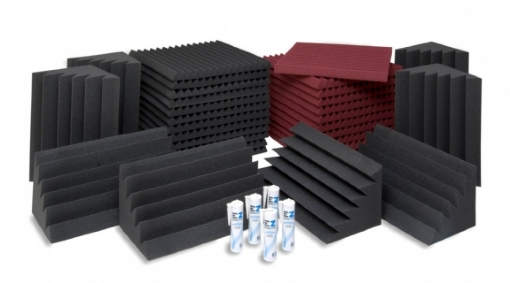EZ Acoustics EZ Foam Acoustic Pack M Garnet - 15133