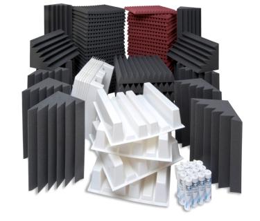 EZ Acoustics EZ Foam Acoustic Pack XXL Garnet - 15136