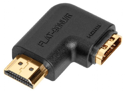 Audioquest HDMI 90° NU/R - 15743