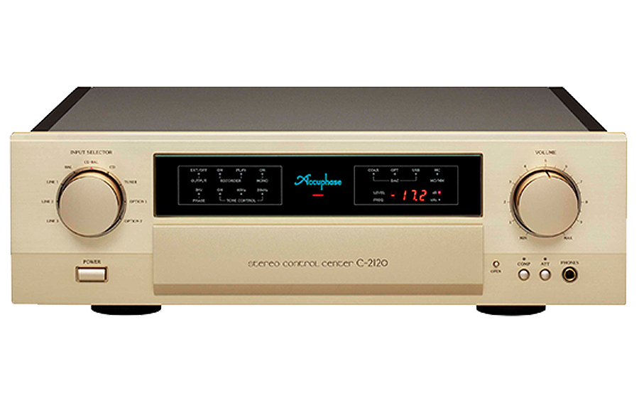 Accuphase Japan C-2120 - 15768