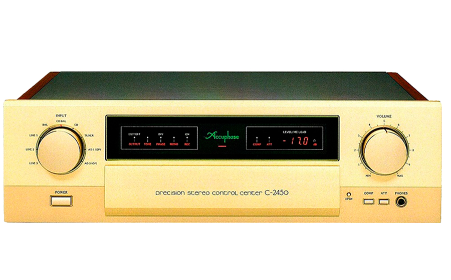 Accuphase Japan C-2420 - 15769
