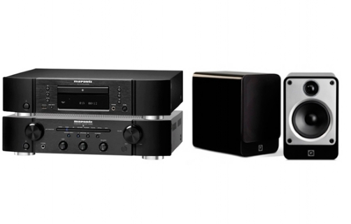 Marantz PM6006+CD6006+Concept 20 - 16199