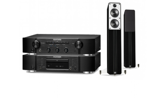 Marantz PM6006+CD6006+Concept 40  - 16663