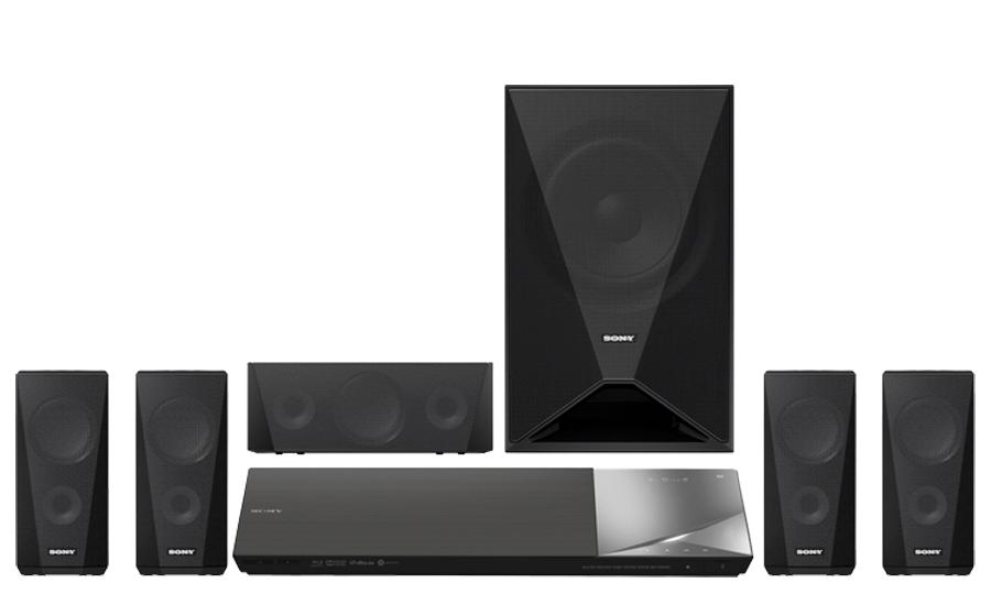 Sony BDV-N5200 - 16934