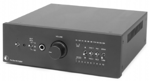 Pro-Ject Pre Box RS Digital - 17283
