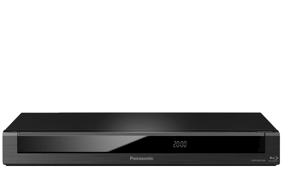 Panasonic DMR-BWT640EC - 17508