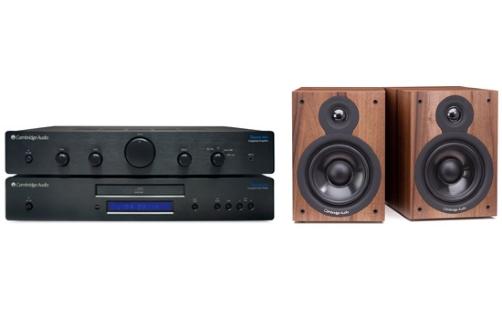 Cambridge Audio TOPAZ AM5+TOPAZ CD5+SX50  - 17887
