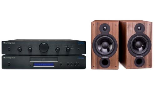 Cambridge Audio TOPAZ AM5+TOPAZ CD5+SX60  - 17889
