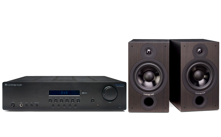 Cambridge Audio TOPAZ SR10+SX60  - 17892