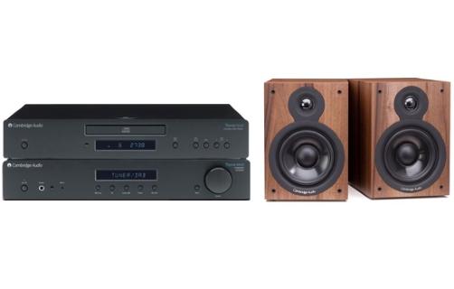 Cambridge Audio TOPAZ AM10+TOPAZ CD10+SX50  - 17895