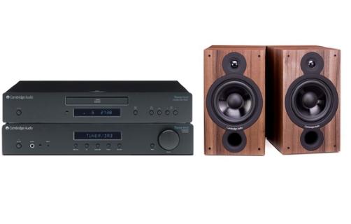 Cambridge Audio TOPAZ AM10+TOPAZ CD10+SX60  - 17897