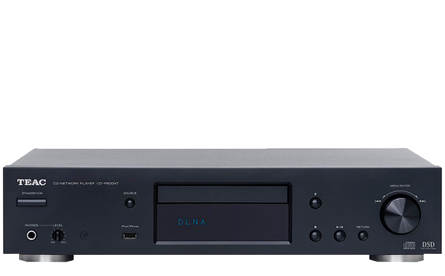 Teac CD-P800NT Black - 18070