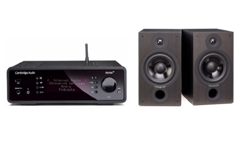 Cambridge Audio Minx Xi+SX60 - 18434