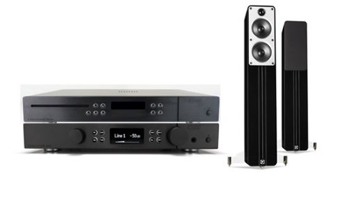 Creek Evolution 50A+Evolution 50CD+Concept 40 - 19276
