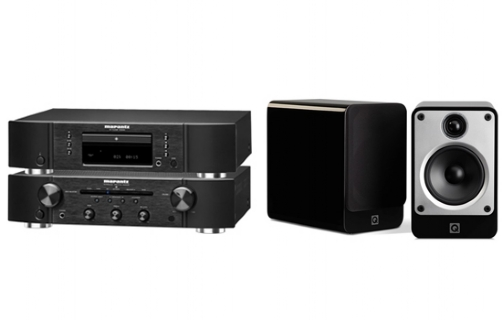 Marantz PM5005+CD5005+Concept 20 - 19349