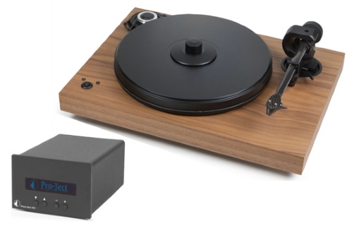 Pro-Ject 2Xperience SB DC+Phono Box DS+ Black - 19419
