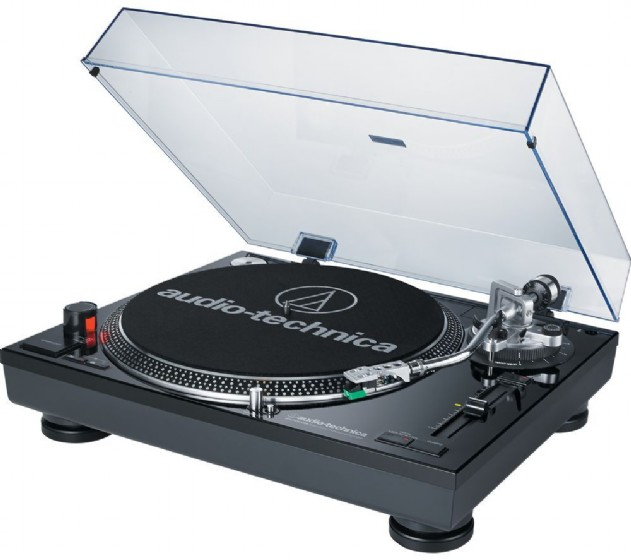Audio-Technica AT-LP120USBCBK - 19493