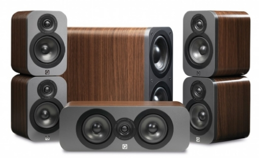Q-Acoustics 3000 Cinema Pack  - 19617