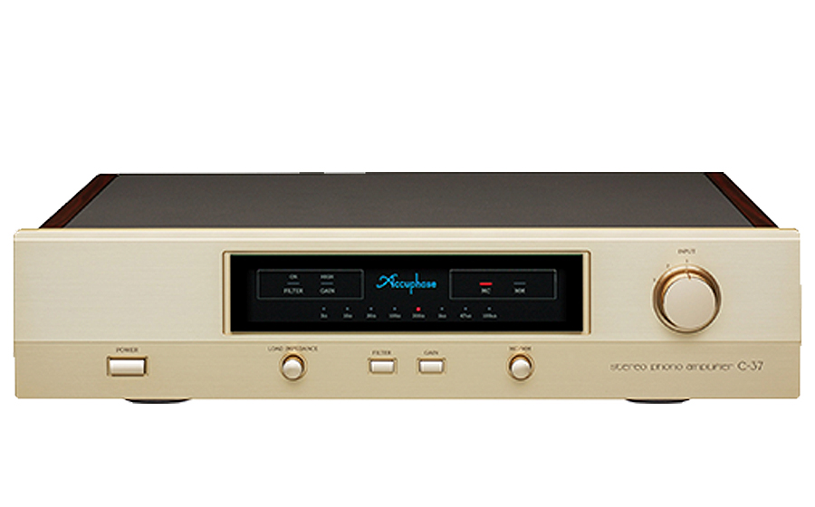 Accuphase Japan C-37  - 19702