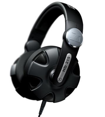 Sennheiser HD-215 II - 2012