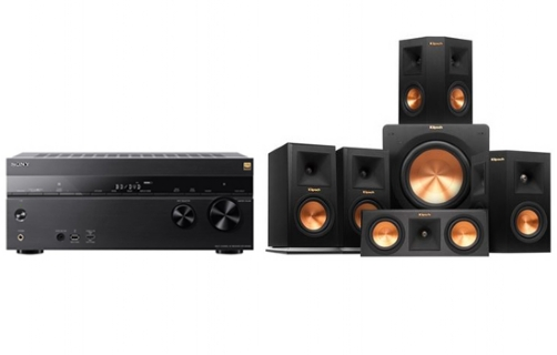 Sony STR-DN1070+RP-150 Home Theater System  - 20565