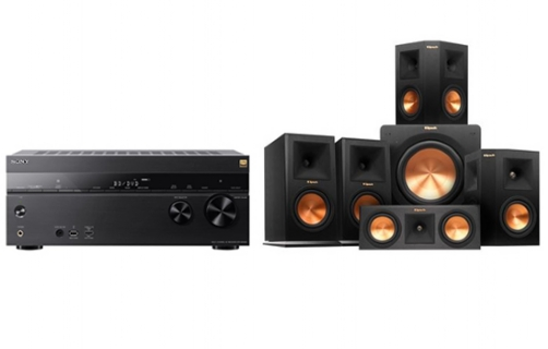 Sony STR-DN1070+RP-160 Home Theater System  - 20567