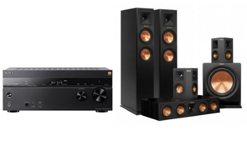 Sony STR-DN1070+RP-250 Home Theater System  - 20569