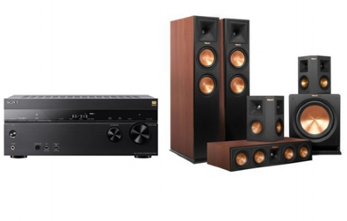 Sony STR-DN1070+RP-260 Home Theater System  - 20572