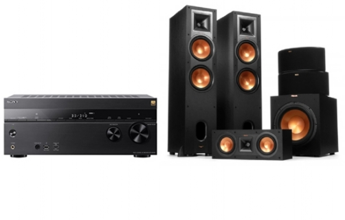 Sony STR-DN1070+RP-28F Home Theater System  - 20574