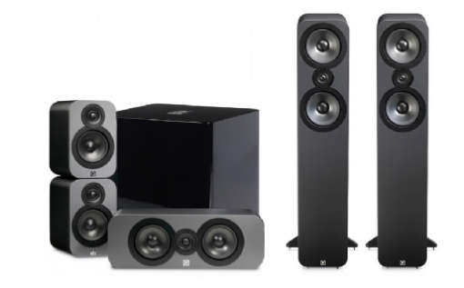 Q-Acoustics 3050 Cinema Pack+S.5 - 20869