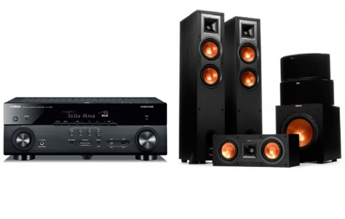 Yamaha RX-A660+R-28F Home Theater System  - 21072