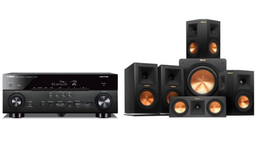 Yamaha RX-A660+RP-160 Home Theater System - 21098