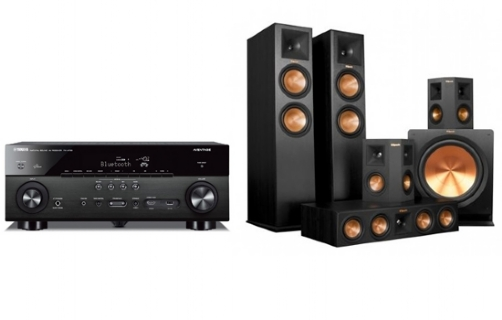 Yamaha RX-A660+RP-280 Home Theater System - 21105