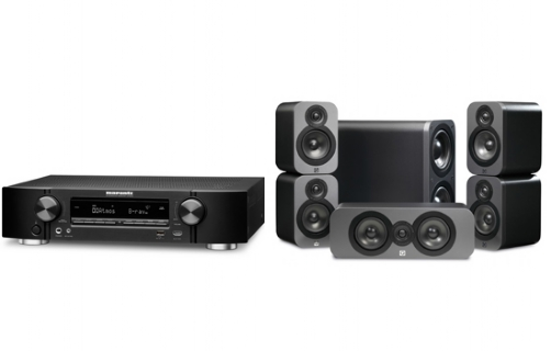 Marantz NR1607+3000 Cinema Pack - 21161