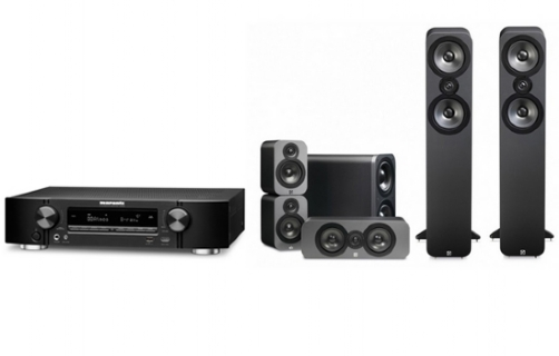 Marantz NR1607+3050 Cinema Pack - 21169