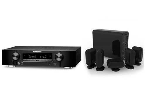 Marantz NR1607+7000i 5.1 Cinema Pack - 21171