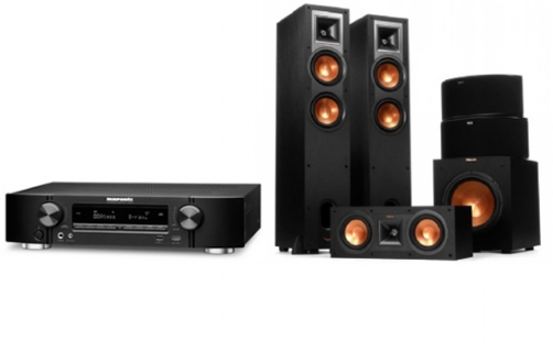 Marantz NR1607+R-26F Home Theater System  - 21182