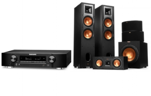 Marantz NR1607+R-28F Home Theater System  - 21184