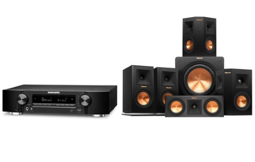 Marantz NR1607+RP-150 Home Theater System  - 21187